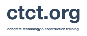 Concrete Technology and Construction Training Logo